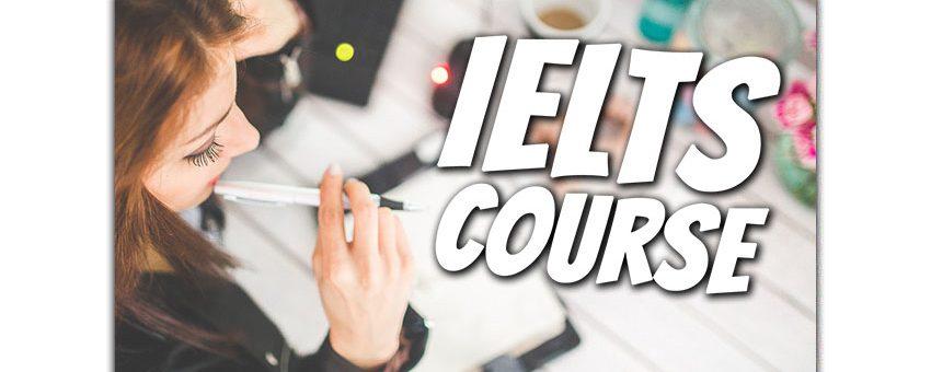 IELTs Course