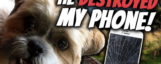 AE 438 – Vlog: He Destroyed My Phone – Part 2