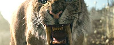 TIL: Why Saber-toothed Cats Had Such Long Canine Teeth