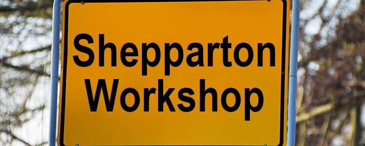 AE 564 – WWP: Shepparton Workshop Recap